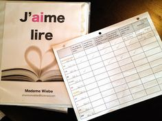 Madame Belle Feuille: j'aime lire - teaching reading in grade 1 French Immersion