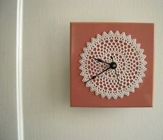 Doily Repurposed (May 2010 ~ Be Different...Act Normal)