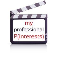 [EN]: Some of my favourite professional Pins | [PT]: Alguns dos meus Pins de inspiração profissional favoritos