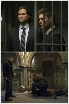 Sam & Dean. Spoilers for 11x06 Our Little World
