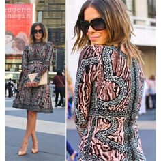 Leopard Printed Long Sleeve Bandage Dress http://www.celebdressy.com/Leopard-Printed-Long-Sleeve-Bandage-Dress