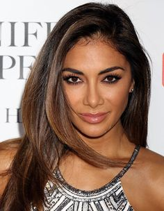 "Nicole Scherzinger at ""Jennifer Lopez: All I Have"" residency opening night at Planet Hollywood Hotel & Casino in Las Vegas on January 20, 2016"