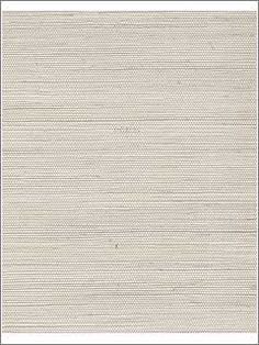 Eastern Exposure Grasscloth/Stringcloth wallpaper by Seabrook Designs. This would be lovely in one of the bedrooms or office.