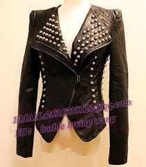 Google Image Result for http://i01.i.aliimg.com/wsphoto/v0/654214387/New-Womens-Punk-Spike-Studded-Shoulder-PU-Leather-Jacket-coat-Motorcycle-Jacket-blazer-rivet-coat-ruffles.jpg