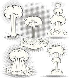 Clipart vectoriel : Explosion Bubbles