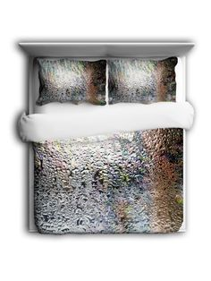 Dropswirl by Tom Kendry – Duvet Cover