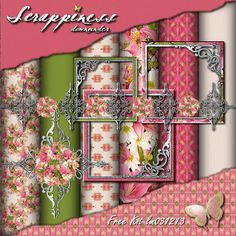 Scrappiness Downunder: Free Kit lm031213