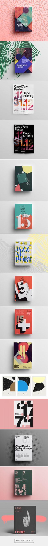 Poster Designs 2016 on Behance - created via https://pinthemall.net