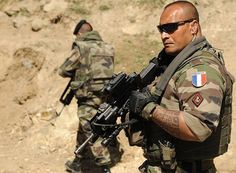 French Foreign Legion......I love men in uniform;~)