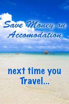 How to Save on Accomodation on your Next Travel – Online and Offline Transactions Money Saving Tips, Traveling By Yourself, Finance, Finance Books, Economics, Saving Tips, Budgeting Tips