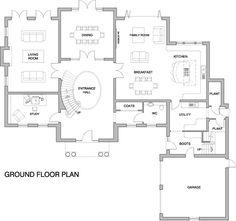 Summerwood - Ground Floor Plan