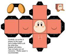 Waddle Dee Cubeecraft