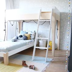 Our Perch bunk bed  image from @cozykidznl