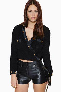 OMG. Vintage Chanel Toussaint Bouclé Jacket - SOLD OUT