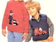This is a PDF file containing a copy of this fabulous Postman Pat vintage knitting pattern.    The pattern is for double knitting, size is stated in the title.    The file will be available for instant download once payment is received.    Thanks very much for looking.