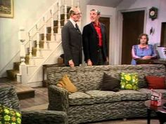 """Eric Sykes and Hattie Jaques in """"Sykes"""""""