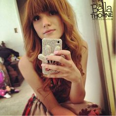 She's beautiful. @Bella Thorne twitter; @bellathorne