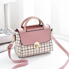 New Luxury Women PU Leather Shoulder Bag Ladies Handbags – GaGodeal Fall Handbags, Cute Handbags, Fashion Handbags, Purses And Handbags, Fashion Bags, Leather Handbags, Ladies Handbags, Cheap Handbags, Popular Handbags