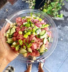 Read about Poke from Guest of a Guest on December 23, 2016
