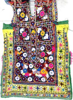 Banjara yough vintage tribal banjara dress mirror by Ayatcreation, $85.99
