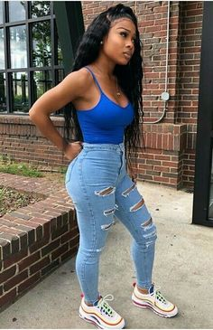 Dope Outfits Summer 55 Best Summer Outfits Ideas for Bad Girl Style Clthng suits for Bad Grl Style are made n various fashions and th r l vlbl in a vrt f fbr h. Nike Outfits, Cute Swag Outfits, Cool Summer Outfits, Chill Outfits, Trendy Outfits, Style Summer, Jean Outfits, Winter Outfits, Teenage Outfits