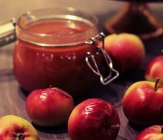 Toffee omenahillo eli omenahillo uunissa - Sweet Food O´Mine