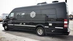 November Lima (NL1331) the xm detection vehicle. #ingress