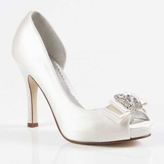 Palace Wedding Shoes - Belle - Wedding Shoes - Belle Image