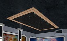 Star Ceiling Panel 4x8