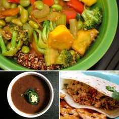 Get the most out of your workout by choosing from these post-workout meals, all created in under 15 minutes!