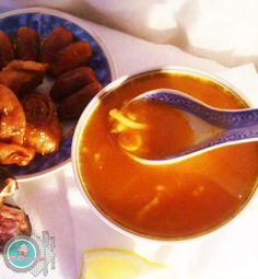 Las Recetas de Safaá: Harira, Sopa tradicional Marroquí de Ramadan receta paso a paso en español.