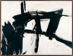 Find the latest shows, biography, and artworks for sale by Franz Kline. Abstract Expressionist Franz Kline is known for his large black-and-white paintings t… Franz Kline, Action Painting, Painting Lessons, Painting Art, Museum Of Contemporary Art, Modern Art, Arte Yin Yang, Willem De Kooning, Royal Academy Of Arts