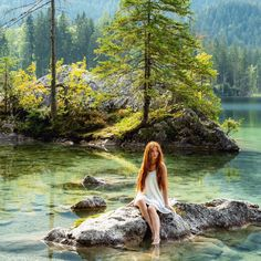 Gorgeous Redhead, Ginger Girls, Ginger Hair, Wild Child, Nymph, Redheads, Beautiful Places, Nature, Outdoor