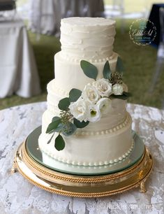 Wedding Cakes, Winter, Desserts, Food, Tailgate Desserts, Deserts, Wedding Pie Table, Essen, Cake Wedding