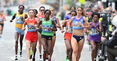 Running long distances is not enough to prepare the leg muscles for the great demands of an endurance event like the marathon.