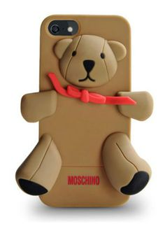 Cover per iPhone 5 by Moschino