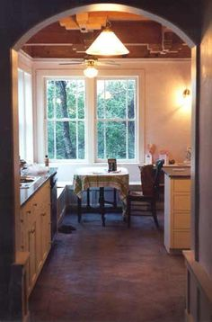 Christopher Alexander on Kitchens A Pattern Language - great design philosophy