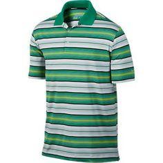 Nike Golf Key Stretch UV Stripe Polo 2014