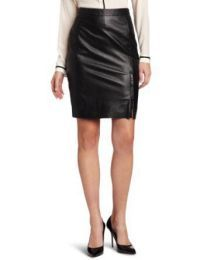 Available @ TrendTrunk.com DKNYC Bottoms. By DKNYC. Only $178.00! Body Types, Night Out, Special Occasion, Leather Skirt, Women Accessories, Trunks, Zipper, Clothes For Women, Skirts