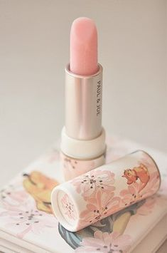 Lipstick. I may or may not just want this for the packaging
