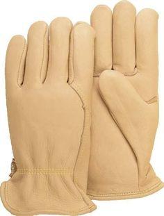 Majestic 1510W Cowhide Leather Driver Gloves Kevlar Sewn (DOZEN)