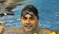 Blog Esportivo do Suíço: Leonardo de Deus é bronze nos 400m livres