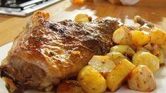 Κατσικάκι στον φούρνο με πατάτες, η εναλλακτική λύση για το τραπέζι των γιορτών. - Blond (con)fusion