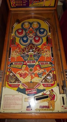Flipper Pinball, Pinball Games, Arcade Games, Vintage Games, Old Toys, Wizards, Game Room, Man Cave, Carnival