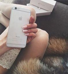 silver iphone 6 tumblr - Google Search