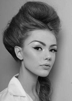 #eyebrows #eyeliner #hair