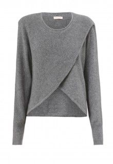 WRITING ON THE WALL jumper love this style I could see Olivia pope rocking this around her house.