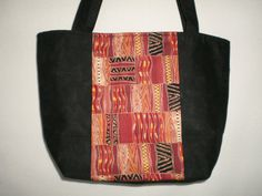 Tote Bag Bible Bag New Handcrafted Travel Tote Knitting Crocheting Crafts Computer African Print Shopping Bag - pinned by pin4etsy.com
