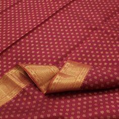 Sarangi Handwoven Kanjivaram Silk Sari - 390125123 from Sarangi * Feel Beautiful