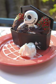 #disney #food - One of my favorite characters, I love Jack... Now I want to eat him...